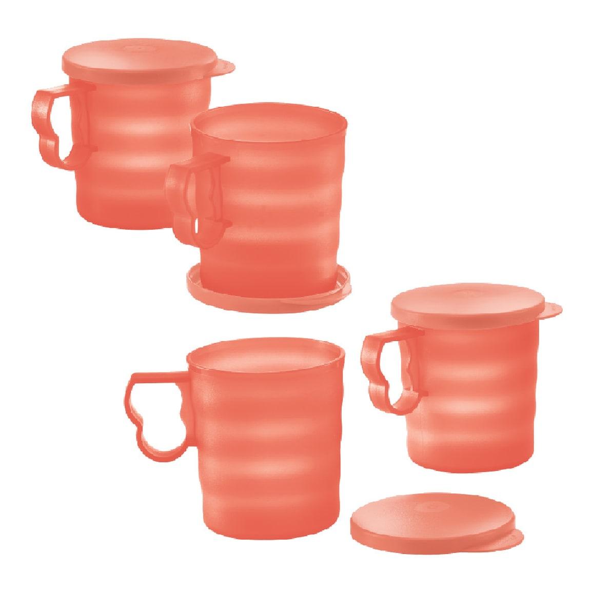 Open House Mugs & Seal (4) 350ml