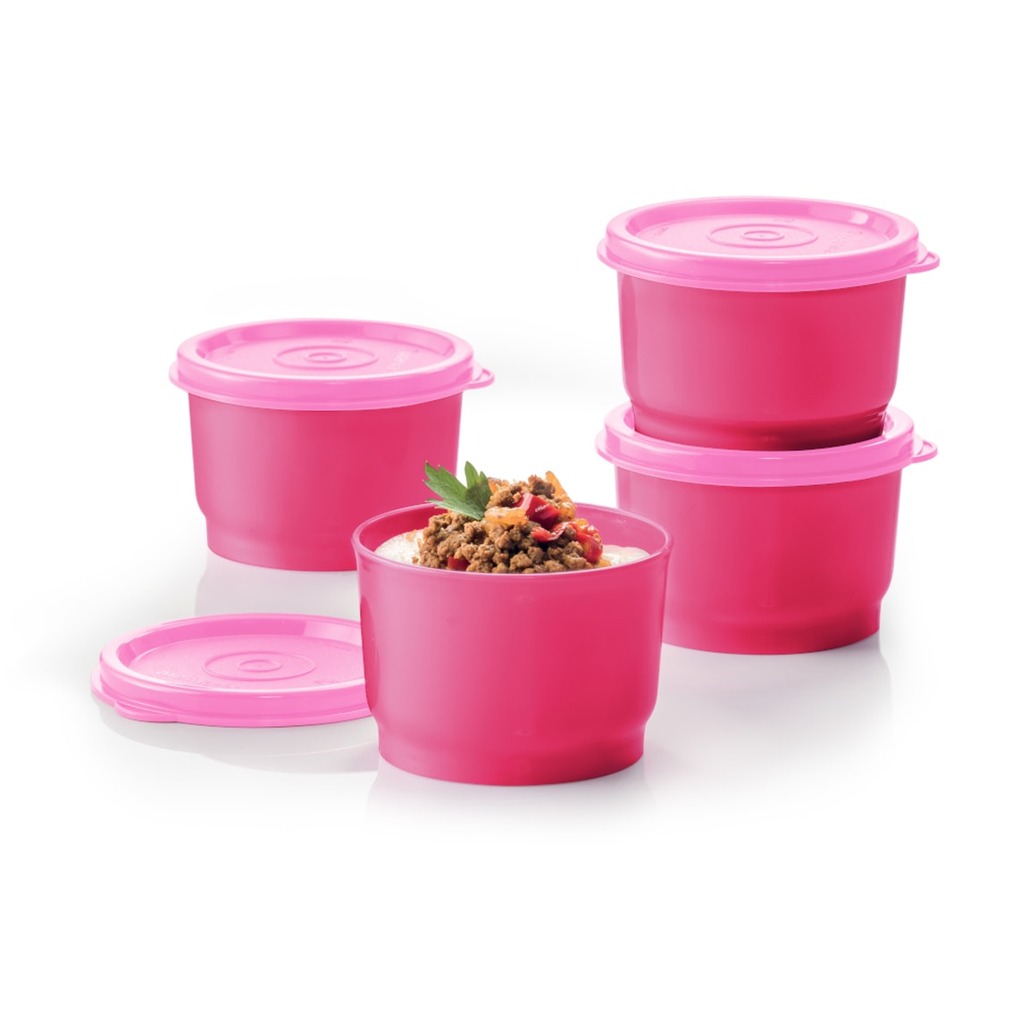 Steamable Snack Cup (4) 110ml (PWP)