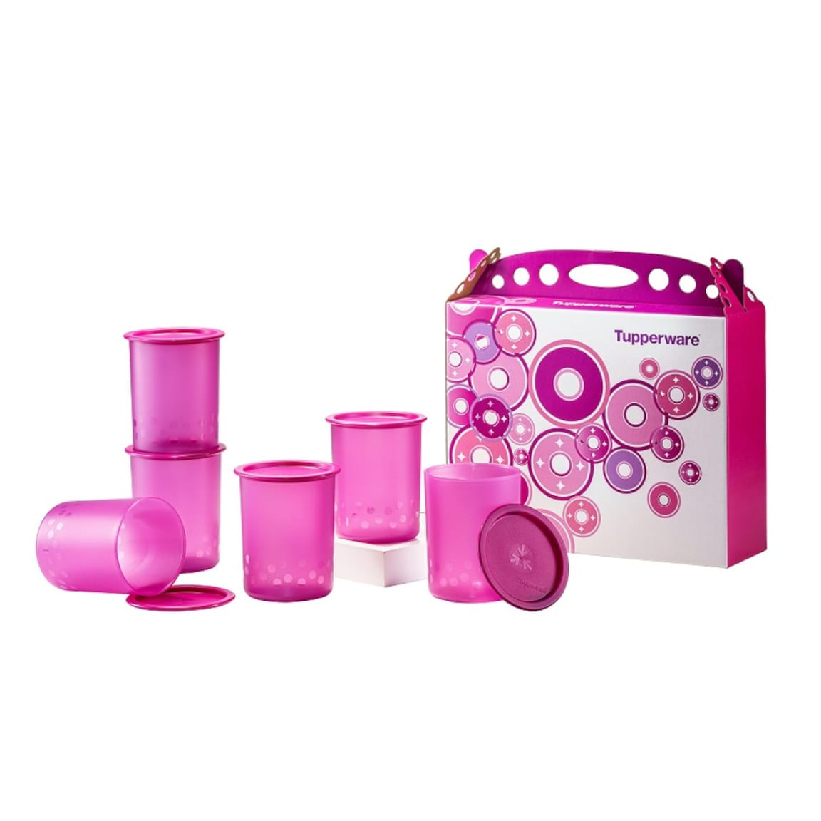 Camellia One Touch Gift Set (6) 1.25L