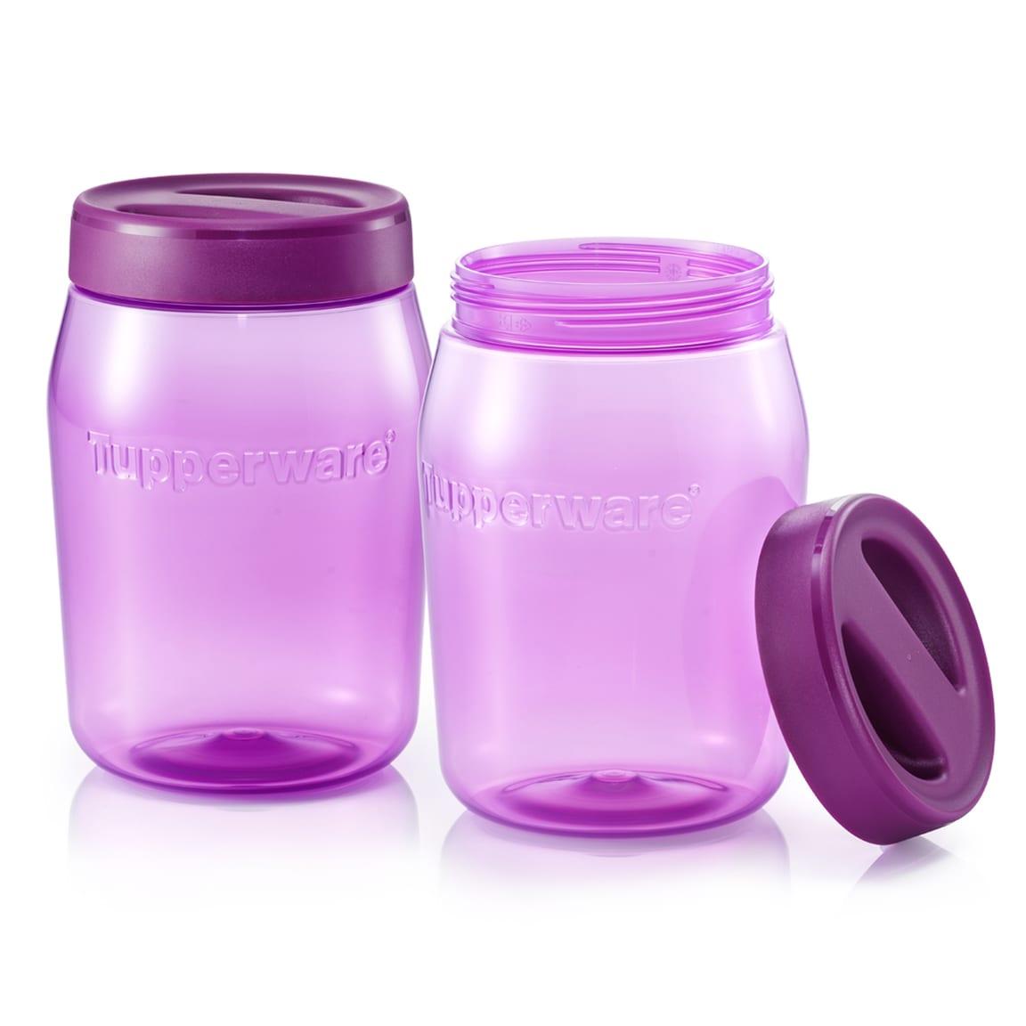Universal Jar (2) 1.5L with Flat seal