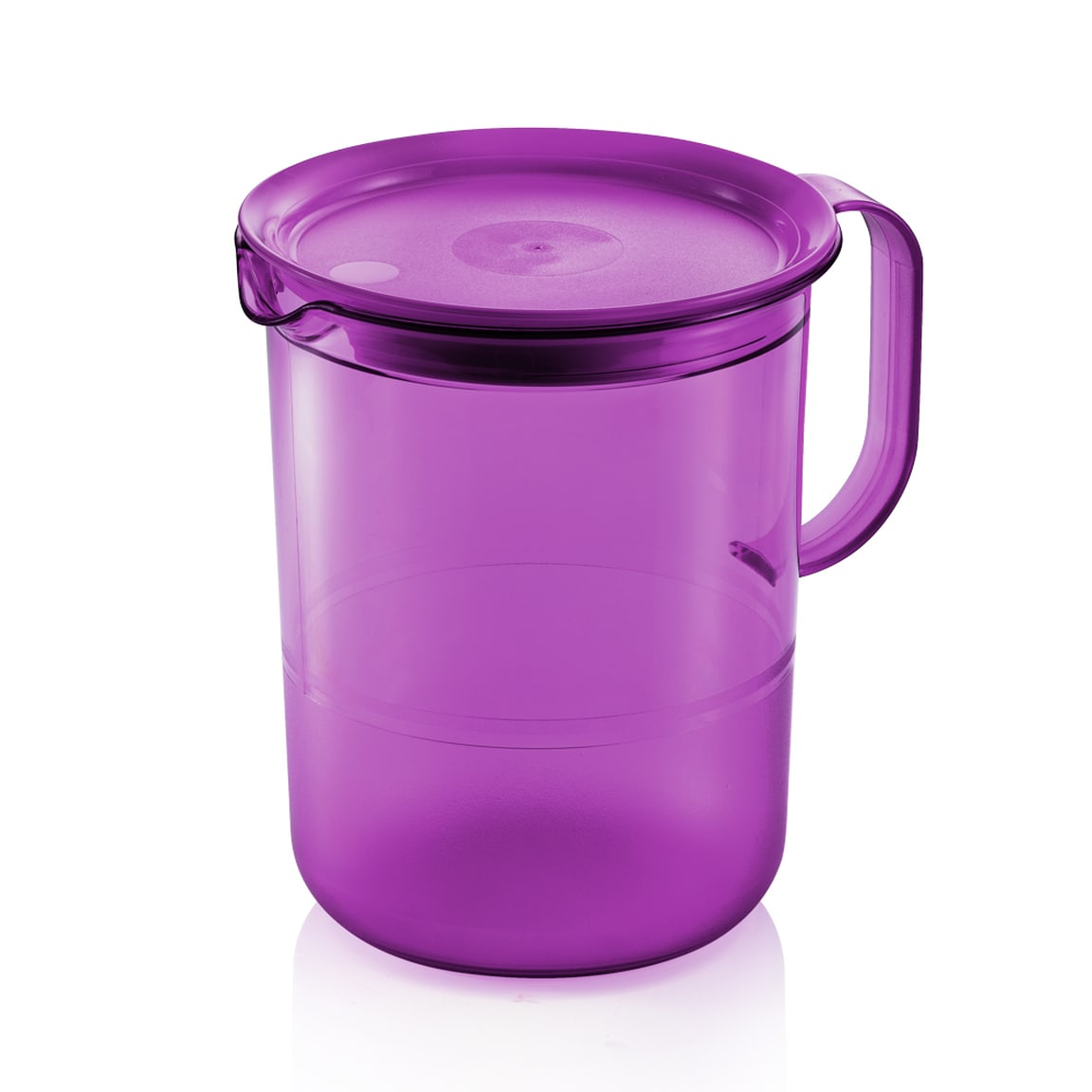 Purple Royale Crystalline Pitcher (1) 1.2L