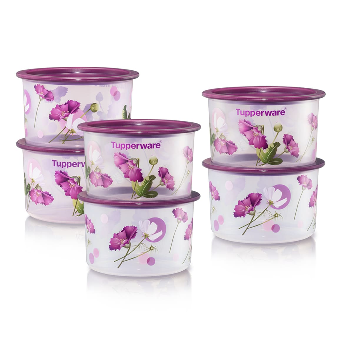 Royale Bloom One Touch Topper Junior (6) 600ml