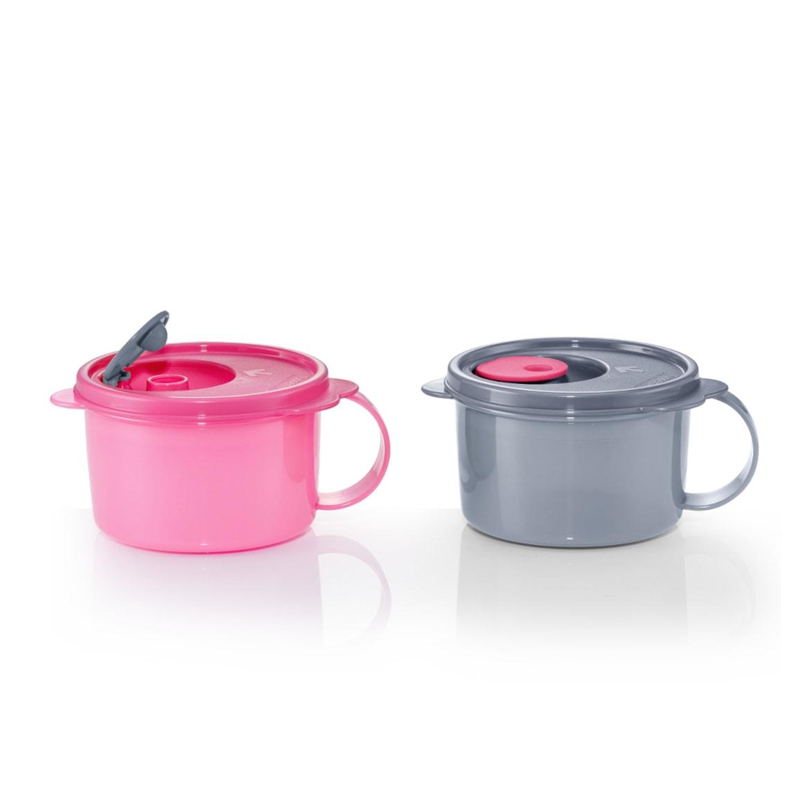 CrystalWave Soup Mug (2) 460ml
