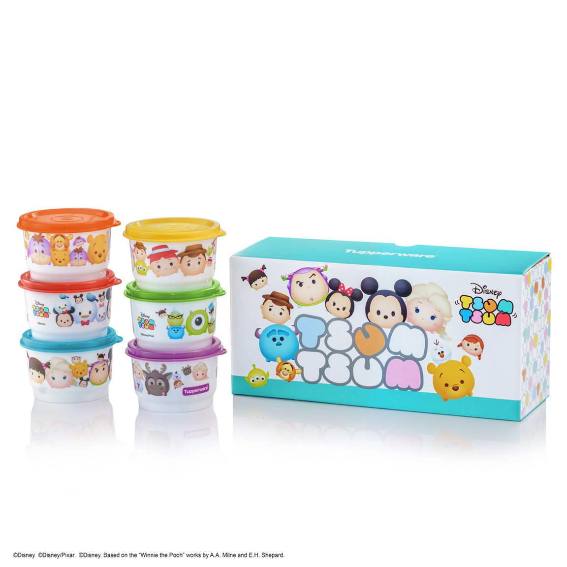Disney Tsum-Tsum Gift Set
