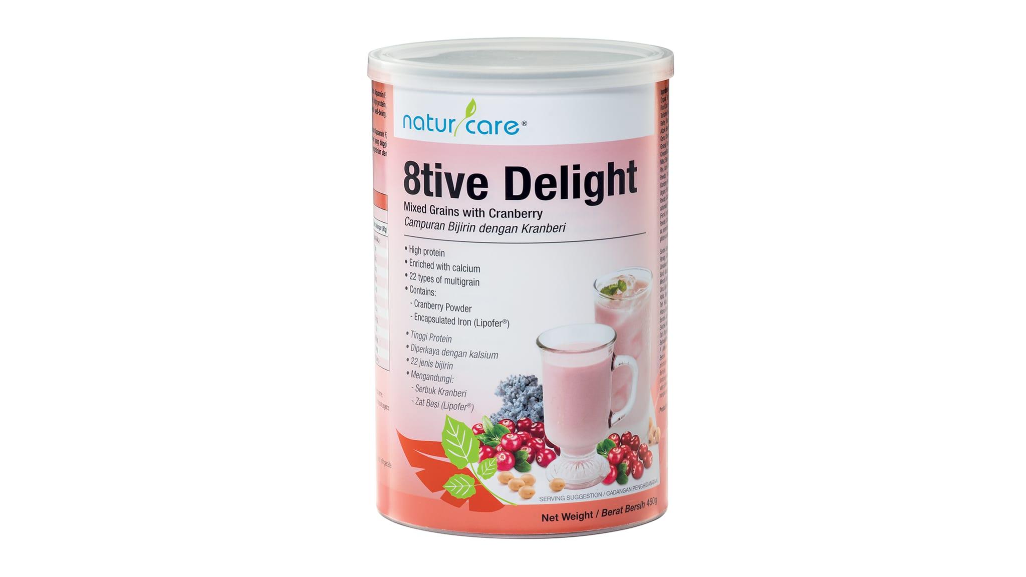 NaturCare® 8tive Delight 450g