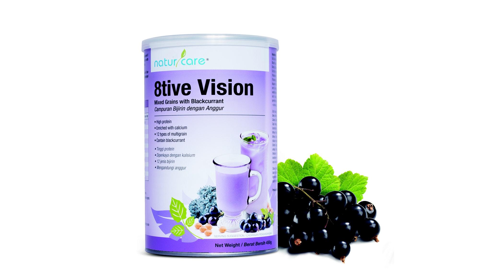 NatureCare® 8tive Vision (1) 450g