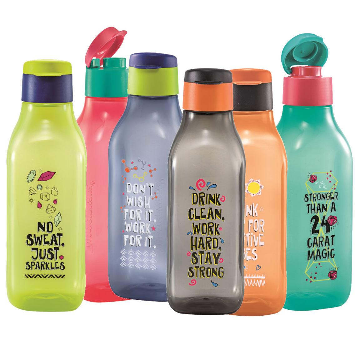 Stay Positive Eco Bottle 1L Set