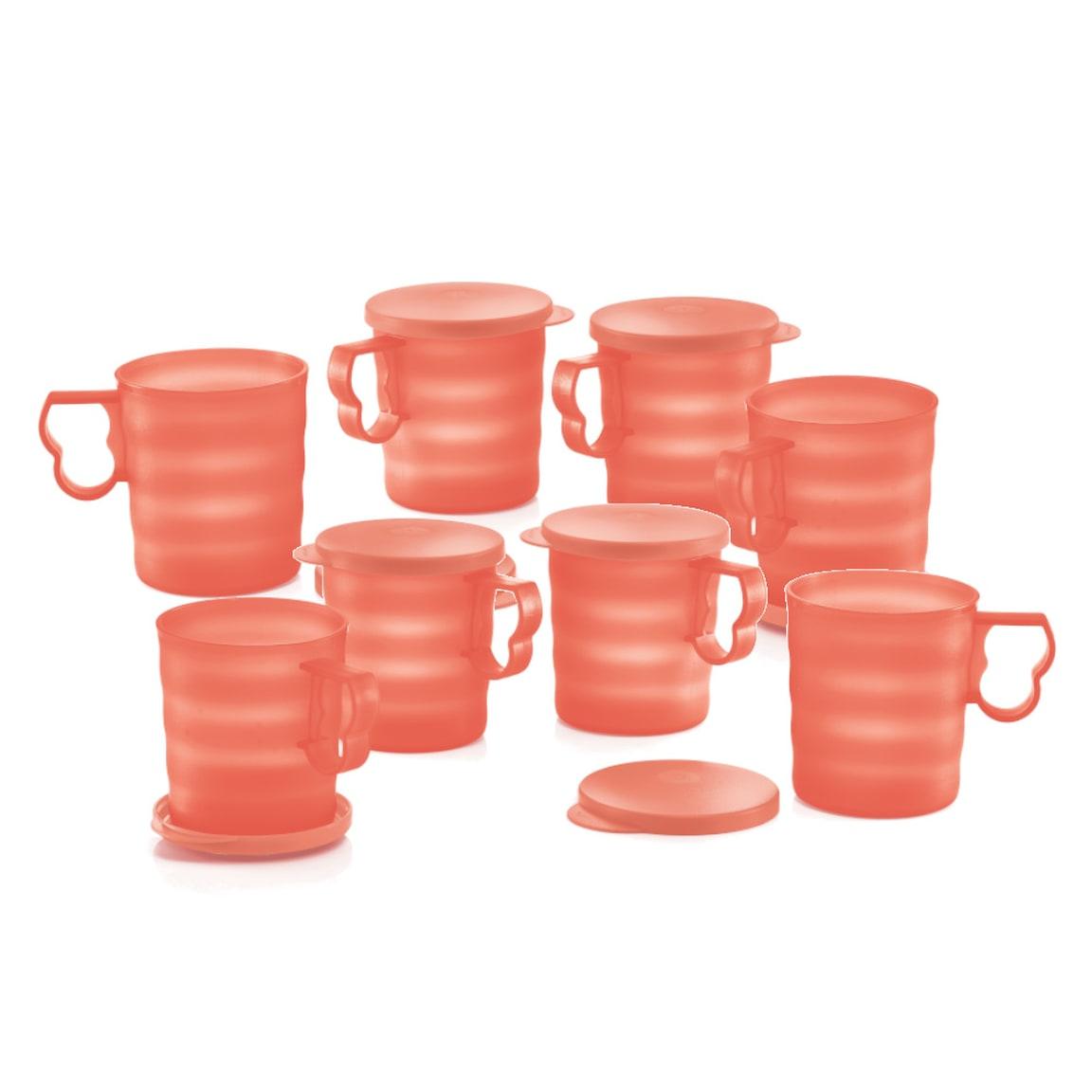 Open House Mugs & Seal (8) 350ml (PWP)