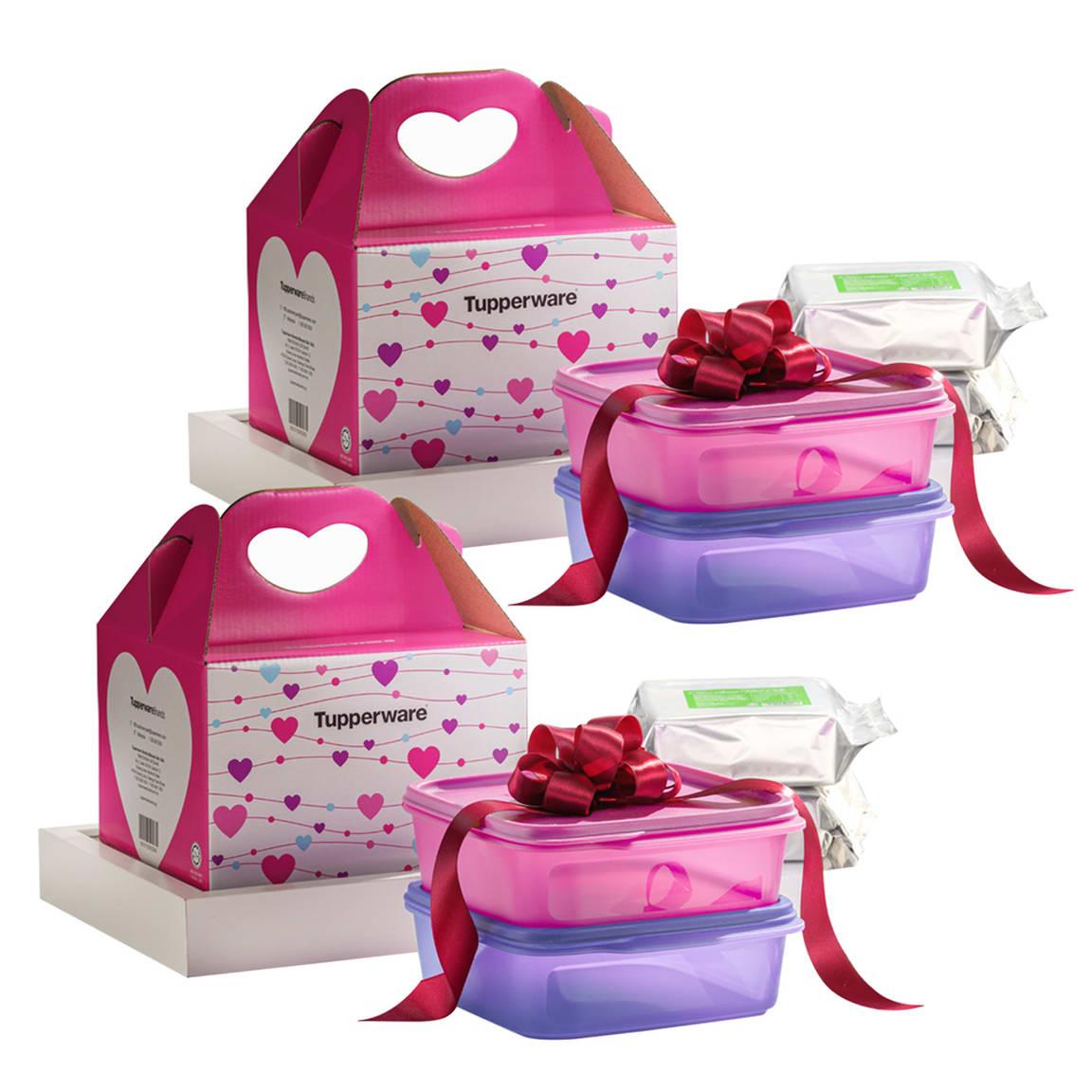 Season's Greetings Cake Gift Set (2)