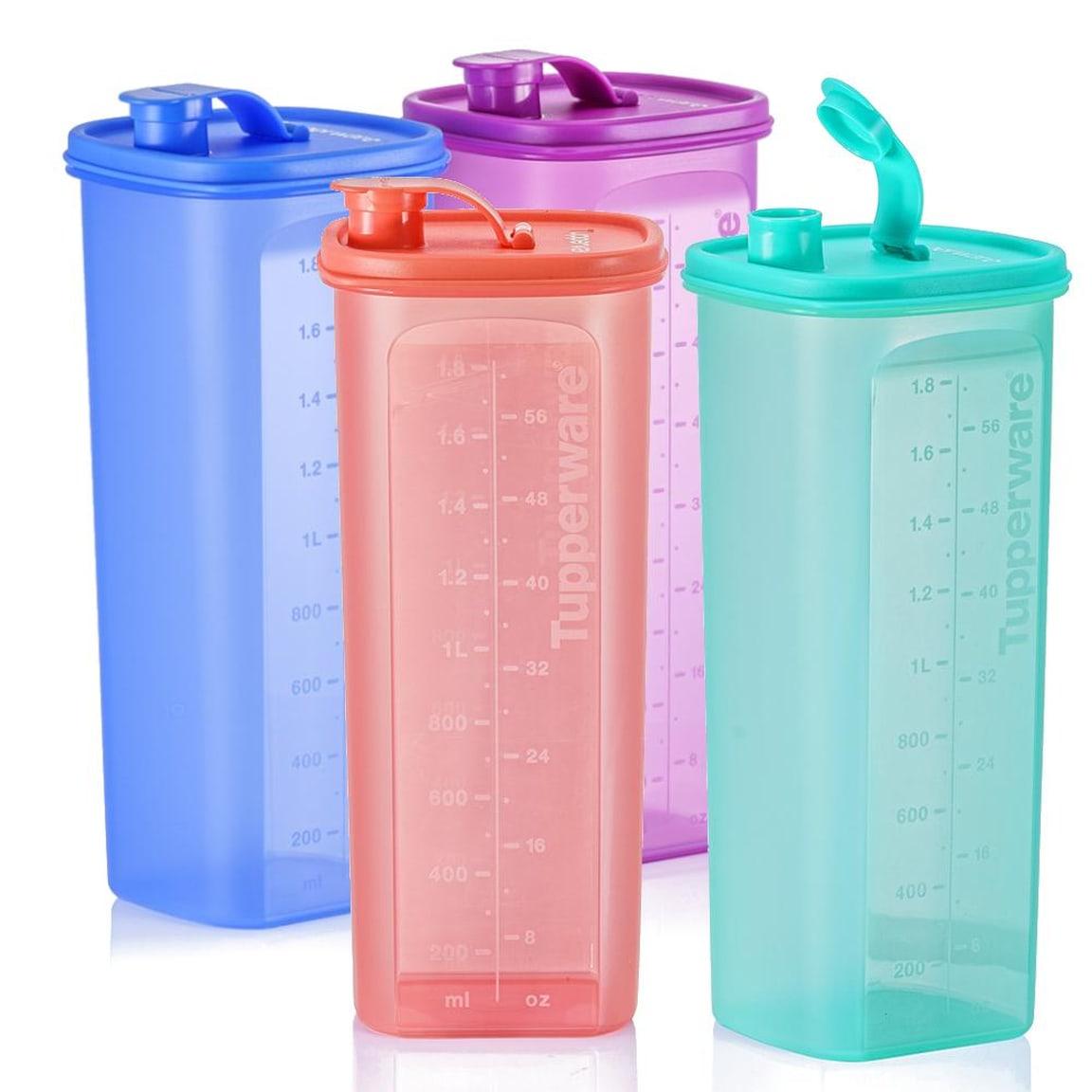 Fridge Water Bottle (4) 2L