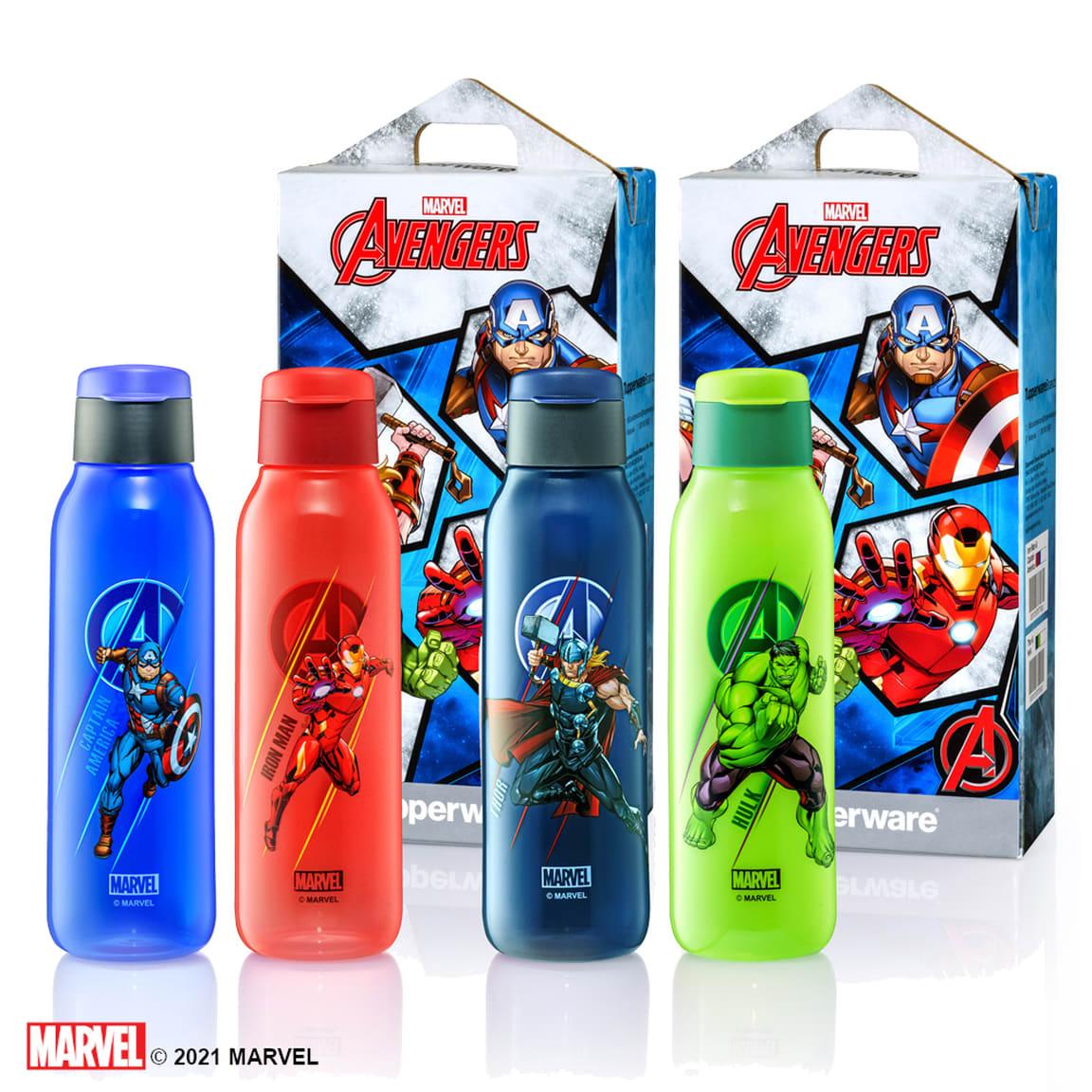 Avengers Eco Bottle Set