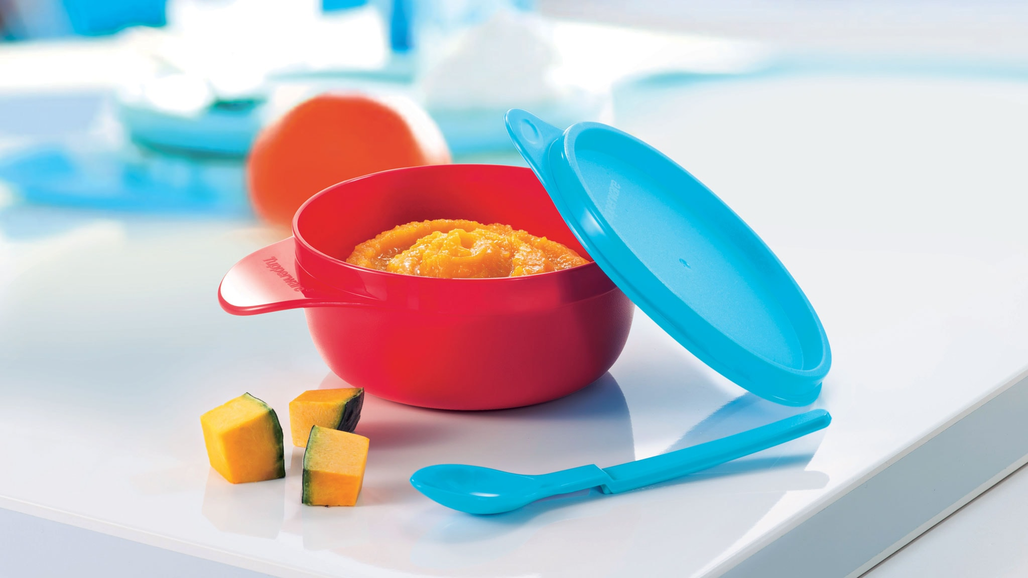 Twinkle Easy Grip Bowl with Hang On Spoon