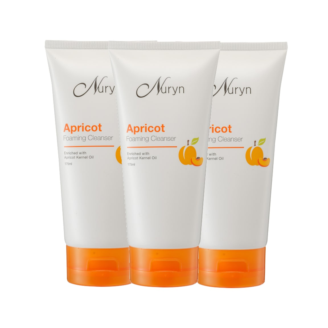 Apricot Foaming Cleanser Triple Pack (3) 175ml