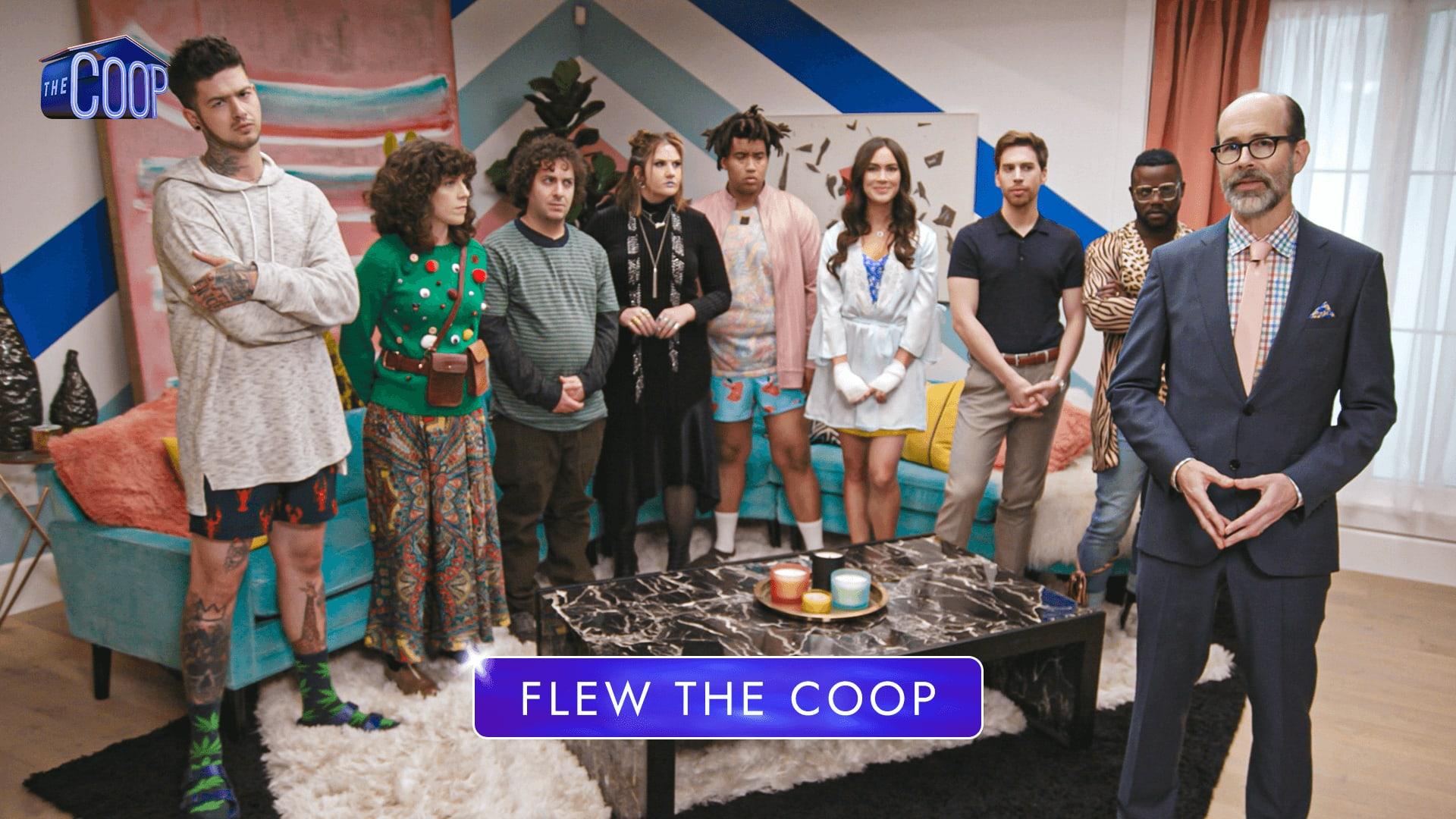 eko - The Coop - Flew The Coop