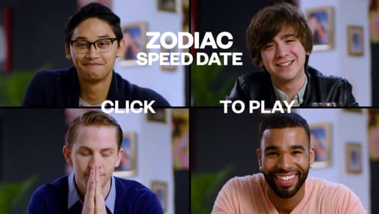 Elite speed dating