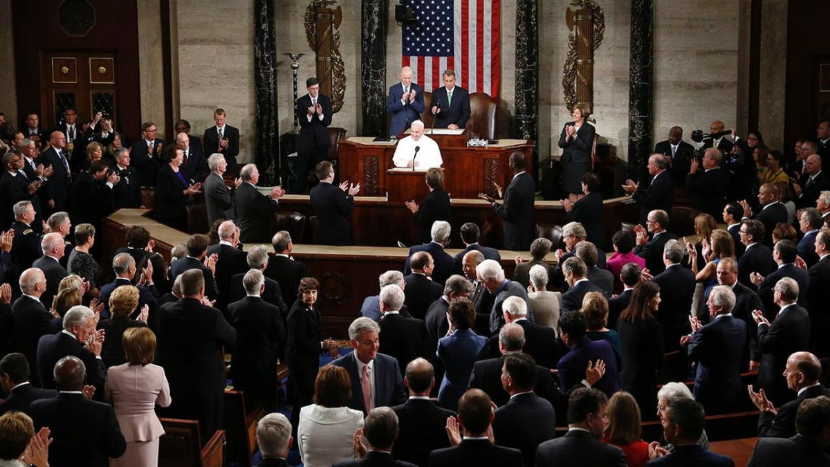 Pope Francis' Visit to Congress