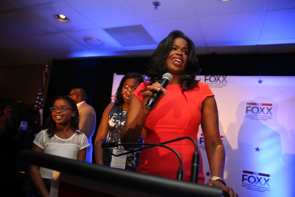 Kimberly M. Foxx Named Coalition for Public Safety's September Justice Champion