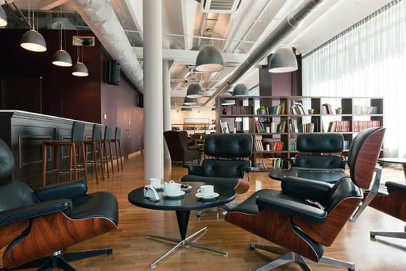 коворкинг Cabinet Lounge Москва
