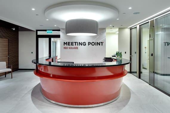 коворкинг Meeting Point Москва