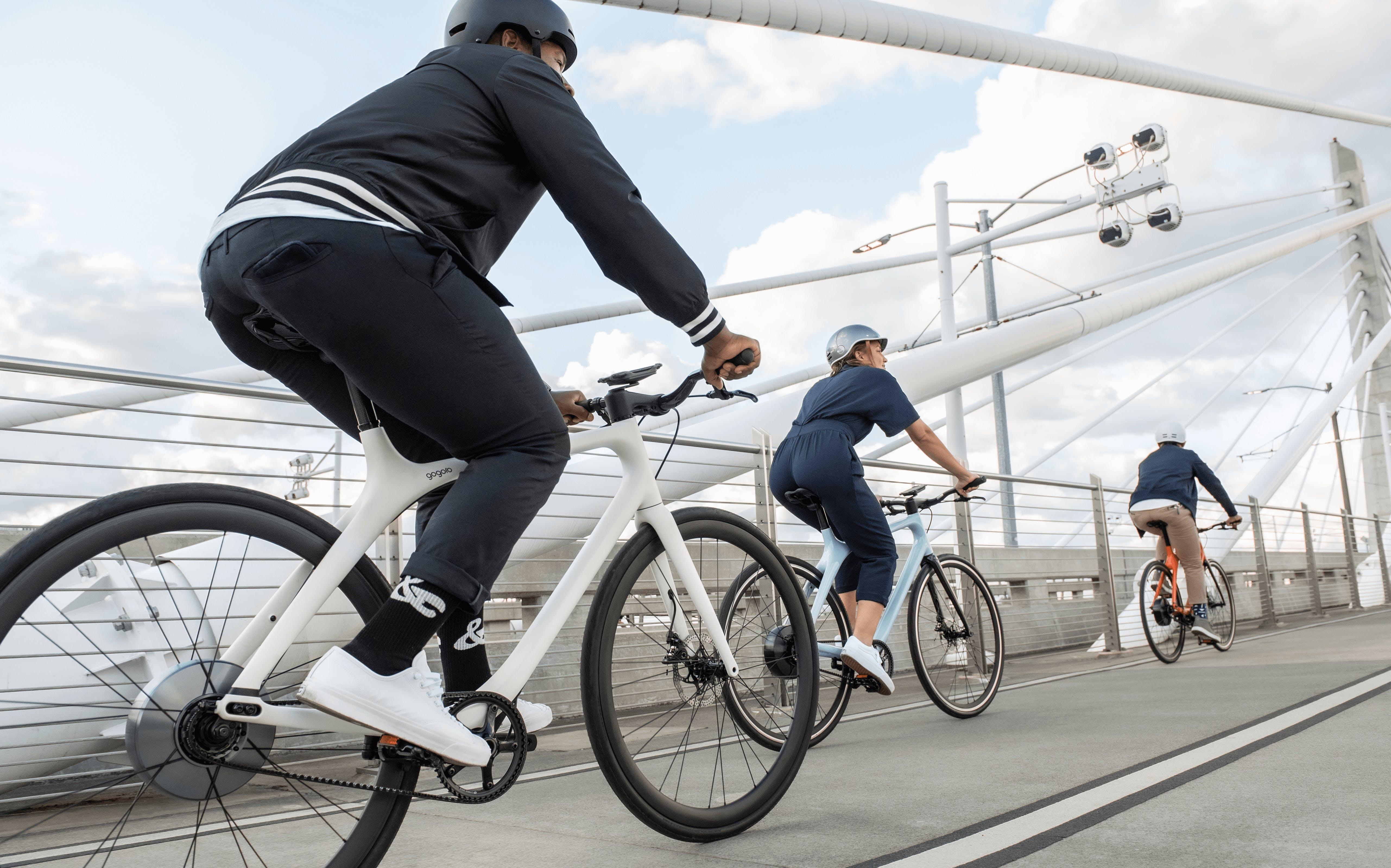 Gogoro Eeyo bike