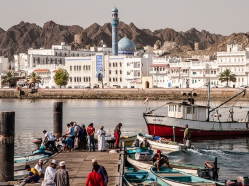 Two remarkable transitions: lessons from Oman and Somaliland