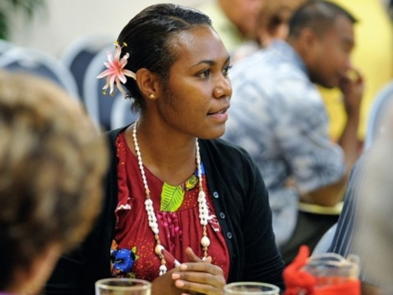 Pacific power: new femininities and women's leadership in the Pacific