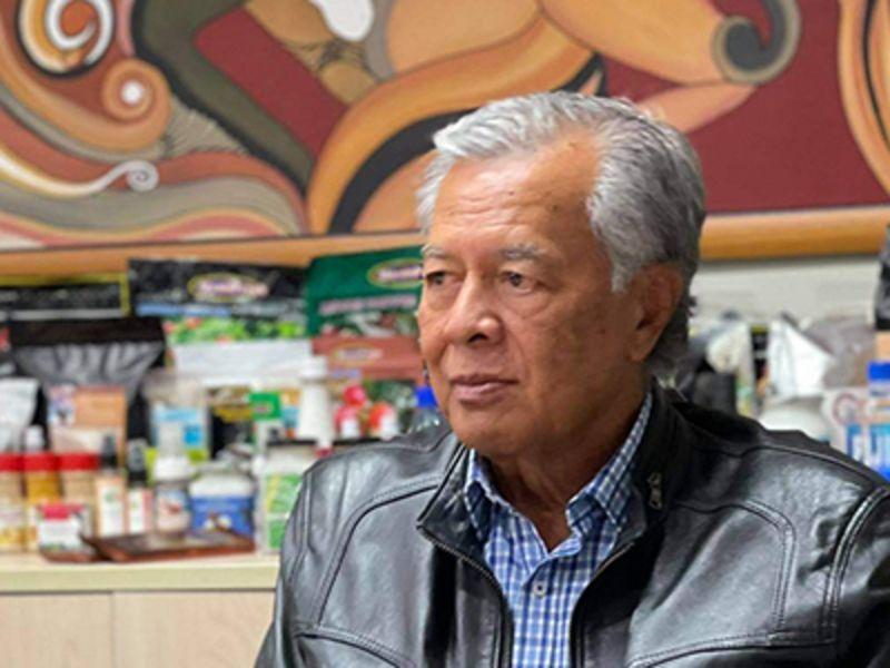 Pacific Islands Forum Secretary General Henry Puna