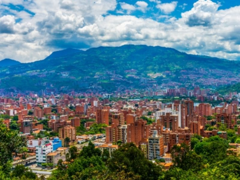 Medellin - more than a miracle