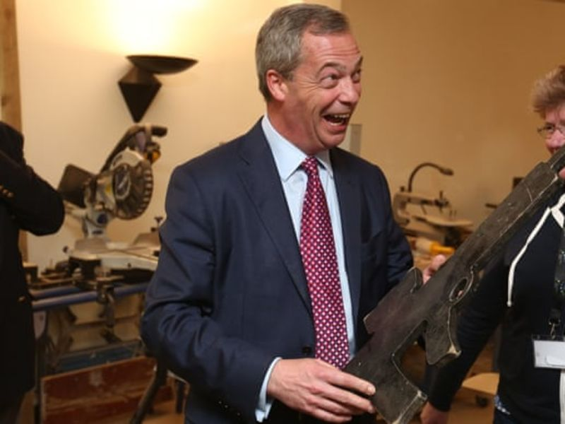 Nigel Farage is wrong on the aid budget - but it's an argument that's worth having