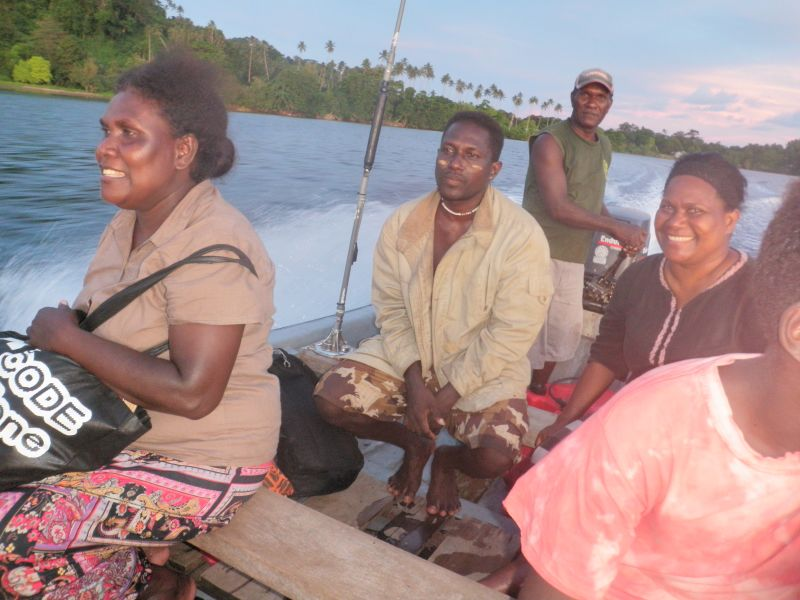 Livelihoods, Leadership, Linkages, and Locality: The Simbo for Change Project, Solomon Islands