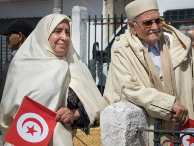 Tunisia protests 2013 (Photo: Tarek Mrad, Flkr)