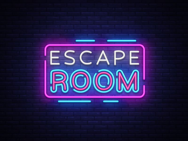 DLP Escape Room