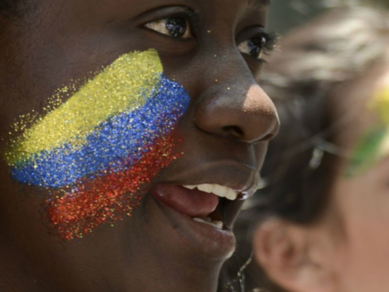 Colombia's Women, Tried By War, Find New Power