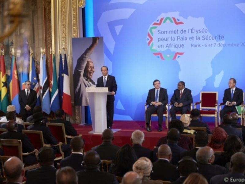 Peace and security in Africa: from summitry to solutions