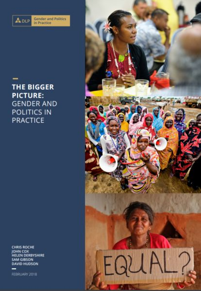 The Bigger Picture: Gender and Politics in Practice