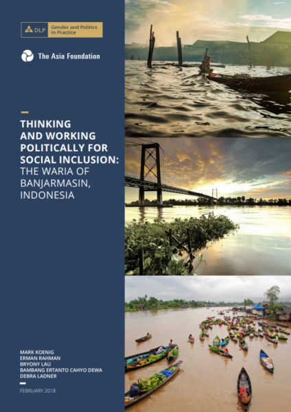 Thinking and Working Politically for Social Inclusion: The Waria of Banjarmasin, Indonesia