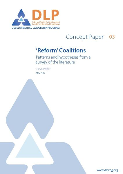 'Reform' Coalitions