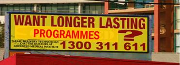 longer lasting programmes