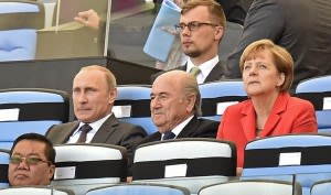 Football as geopolitics