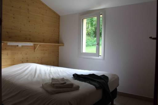48 chambres individuelles au Bosc Negre