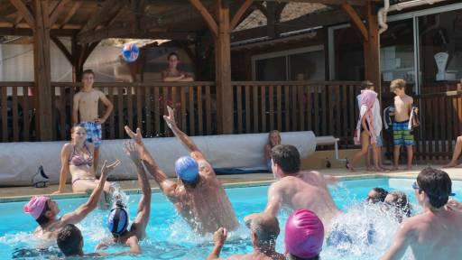waterpolo pour adultes au Bosc Negre