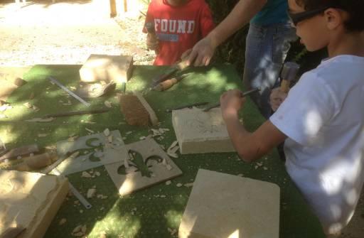 Activités ludiques avec enfants durant votre séjour au Bosc Negre