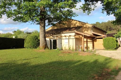 Vakantiehuisje voor mindervaliden op de Bosc Negre