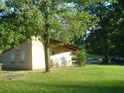 huisjes voor 4 tot 6 personnen op de Bosc Negre
