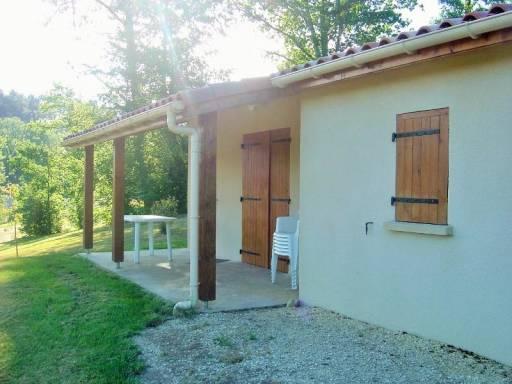 Vakantiehuisje voor 5 tot 7 personen op de Bosc Negre