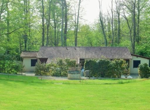 vakantiehuisjes Bergerie op de Bosc Negre