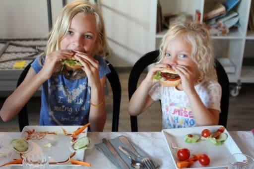 kinderrestaurant Bosc Nègre een maal in de viertien dagen in de zomer
