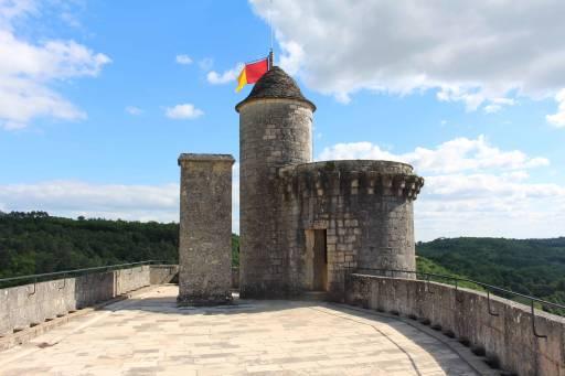 Château fort Bonaguil