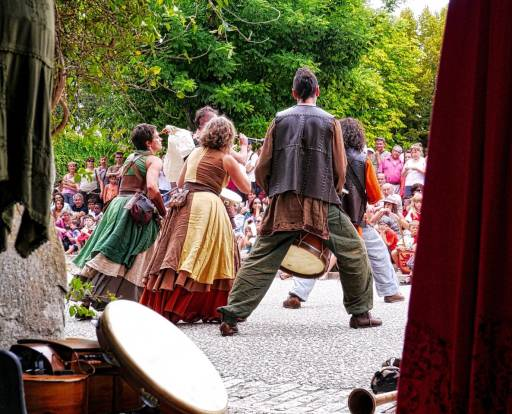 Fête médiévale Monflanquin