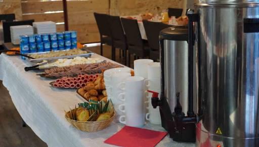 Pension complète durant votre séminaire au Bosc Negre